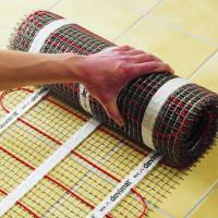 Chauffage au sol électrique DIY: appareil, technologie d'installation et schémas de câblage