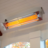 Chauffage infrarouge d'une maison privée: un aperçu des systèmes de chauffage infrarouge modernes