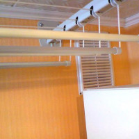 Ventilation in the wardrobe: features of the arrangement of the hood in the dressing room and wardrobe