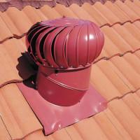 Ventilation deflector: device, varieties, installation rules