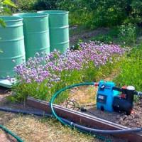 Comment choisir une bonne pompe pour arroser le jardin avec de l'eau d'un étang, d'un tonneau ou d'un étang