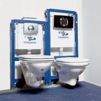 The best installation for the toilet: rating of popular models + what to look at when buying