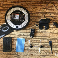 Review of the robot vacuum cleaner Redmond RV R300: a budget solution for daily cleaning