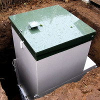 "Installation of septic tank ""Topas"": do-it-yourself installation + service rules"