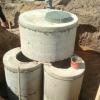 Do-it-yourself septic tank without pumping and odor: simple solutions for your garden