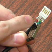 Pinout av olika typer av USB-kontakter: pinout av mikro- och mini-USB-kontakter + nyanser av avlödning