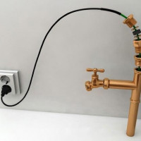Mounting the heating cable inside the pipe: installation instructions + selection tips