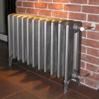 Cast-iron radiators: characteristics of batteries, their advantages and disadvantages