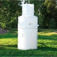 Overview of the cedar septic tank: device, principle of operation, advantages and disadvantages