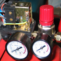 Pressure switch for compressor: device, marking + wiring diagram and adjustment