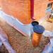 Schéma de drainage autour de la maison: les nuances de la conception des systèmes de drainage