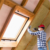 The better to insulate the attic: the best thermal insulation materials for arranging the attic roof