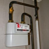 Installation d'un compteur de gaz dans l'appartement: instructions d'installation étape par étape