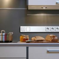 Placement et installation de prises dans la cuisine: les meilleurs schémas + instructions d'installation