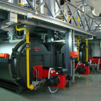 Fire safety requirements for gas boiler rooms: subtleties of arranging rooms for gas boiler rooms