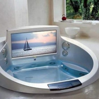 L'appareil d'un bain à remous et d'un équipement d'hydromassage