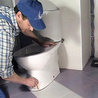 How to install a toilet on a tile with your own hands: step-by-step instruction + installation features