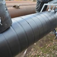 Isolation des gazoducs en acier: matériaux d'isolation et méthodes d'application