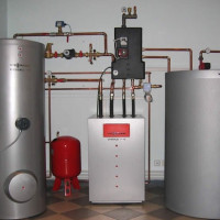 Closed heating system: schemes and installation features of a closed type system