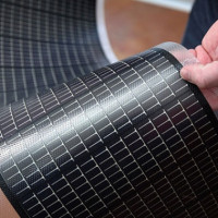 Flexible solar panels: an overview of typical designs, their characteristics and connection features