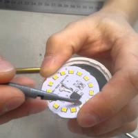 """""""Pasidaryk pats"""" LED lempų remontas: gedimų priežastys, kada ir kaip jūs galite patys jas pataisyti"""