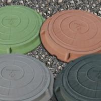 Trappes d'égout en polymère: types et caractéristiques + caractéristiques d'utilisation