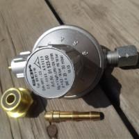 Pourquoi la boîte de vitesses de la bouteille de gaz vibre: que faire si le régulateur de pression de gaz est bruyant