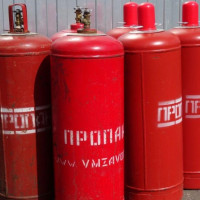 Characteristics of typical 50 liter gas cylinders: design, dimensions and weight of the cylinder