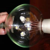 Lampe LED DIY: schéma, nuances de conception, auto-assemblage