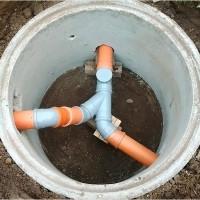 Nuotekų šulinys: šulinio įrengimas lietaus ir nuotekų sistemose