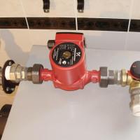 Installation d'une pompe de circulation: types, objet et caractéristiques de son installation