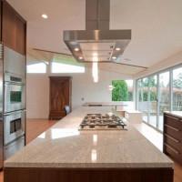Comment la ventilation est construite dans la cuisine: règles et schémas de la hotte