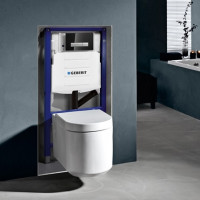 Wall-hung toilet with installation: selection rules, pros and cons of such a solution + installation steps