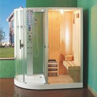 Cabine de douche avec sauna: comment choisir la bonne + revue des meilleurs fabricants