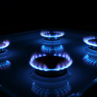 How much gas a gas stove consumes: gas flow calculation procedure