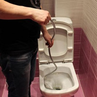 A cable for cleaning pipes: types, how to choose the right + instructions for use