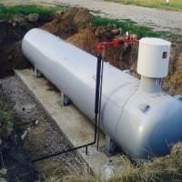 Chauffage au gaz avec un réservoir de gaz - ça vaut le coup? Vue d'ensemble de toutes les nuances, avantages et inconvénients d'une telle solution