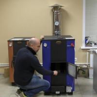 Chaudière à gaz pour sauna et bain: types d'équipements pour organiser le chauffage au gaz