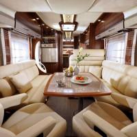 Systèmes de chauffage dans les caravanes: options de chauffage pour une température confortable dans le camping-car