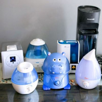 10 best humidifiers: ranking TOP models for apartments and private houses
