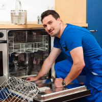 What to do if the dishwasher does not drain the water and costs: decoding error codes