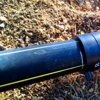 Tuyaux en polyéthylène pour un gazoduc: types et spécificités de pose de pipelines en polyéthylène