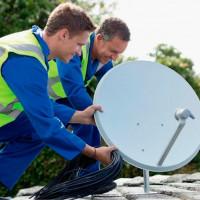 Installation par satellite d'une antenne parabolique: instructions détaillées pour l'installation et la configuration d'une antenne parabolique