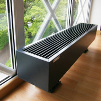 Convecteurs de chauffage au sol: types, fabricants, comment choisir le meilleur