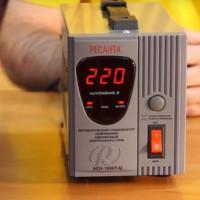 Gāzes apkures katla sprieguma stabilizators: veidi, izvēles kritēriji + populāro modeļu pārskats