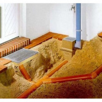 How to make your own foundation foundation drainage: step-by-step instruction on arrangement