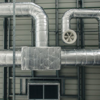 Terms and procedure for cleaning ventilation chambers and ducts: norms and procedure for cleaning