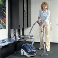 Vacuum cleaners Thomas: ranking of the best brand models + selection tips
