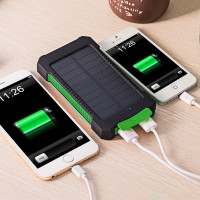 Solar charger: device and principle of operation of charging from the sun