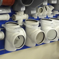 Silent sewage: principles of arrangement and installation examples